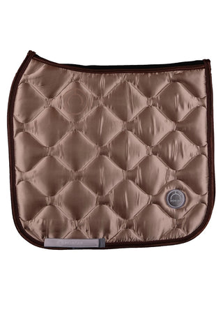 Latte dressage dlux saddle pad - NEW Fall Color