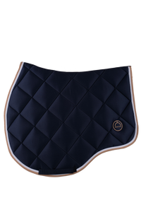 Navy jump lago saddle pad