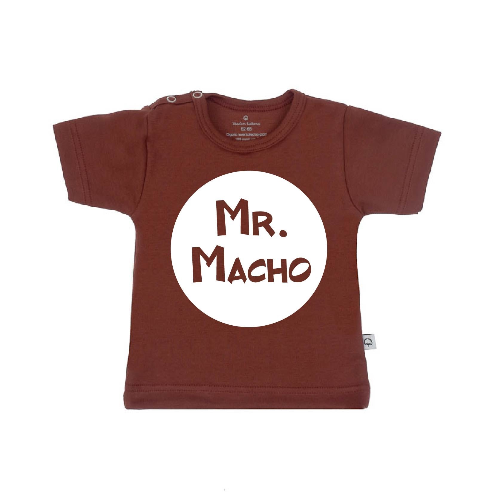 T-Shirt mr macho