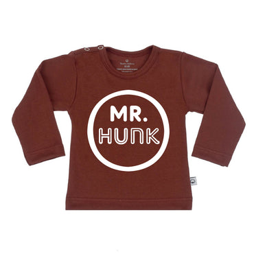 T-Shirt mr hunk