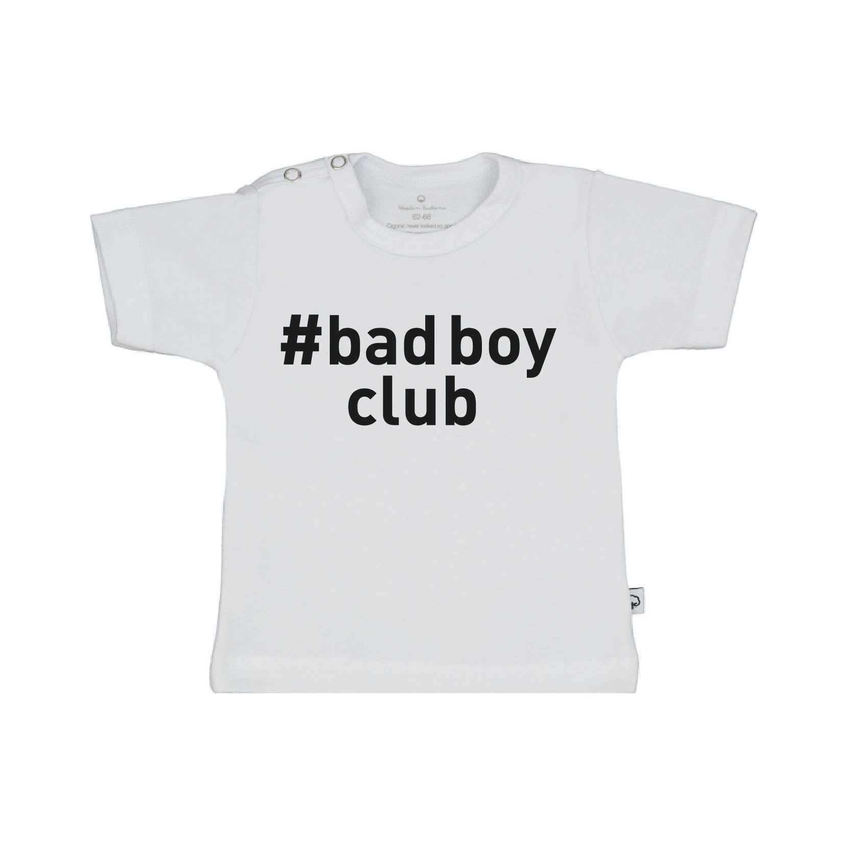 T-Shirt bad boy club