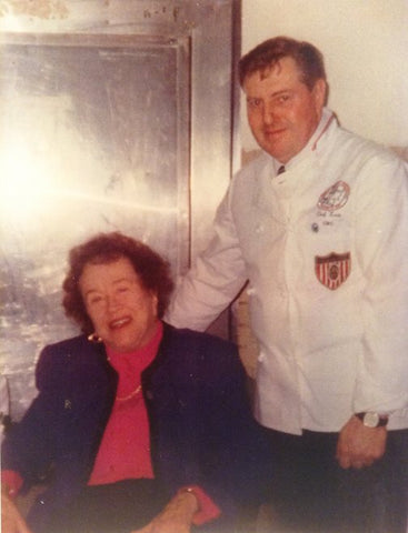 Cookbook Village Honors Julia Child Birthday with Photo Archive
