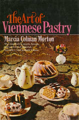 Art of Viennese Pastry Cookbook