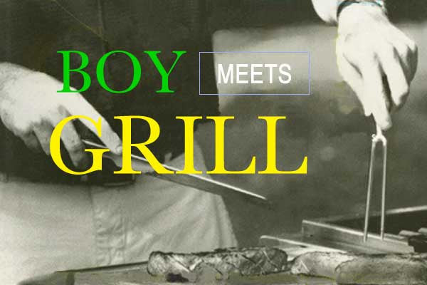 Boy Meets Grill Cookbook