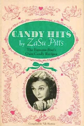 Candy Hits Cookbook