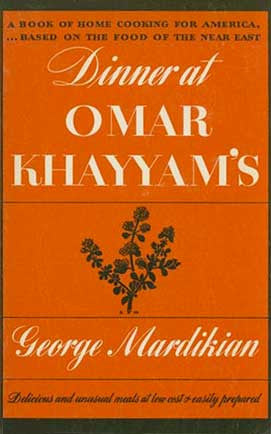 Dinner at Omar Khayyam's Cookbook