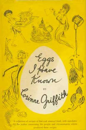 Eggs I Have Known Cookbook