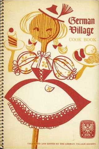German Village Cookbook