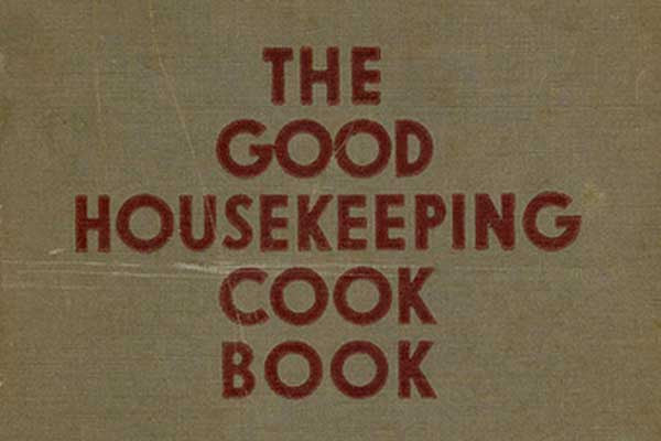 Good Housekeeping Cook Book Review