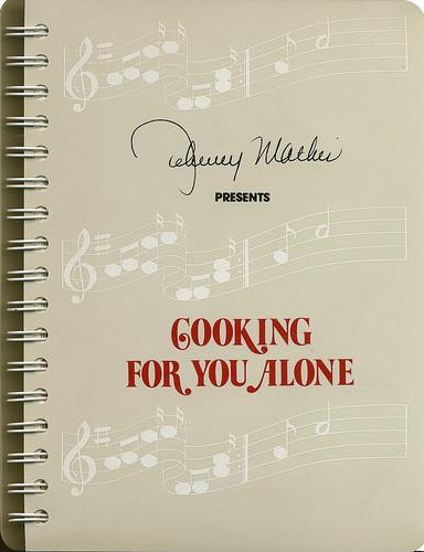 Johnny Mathis Cooking for You Alone