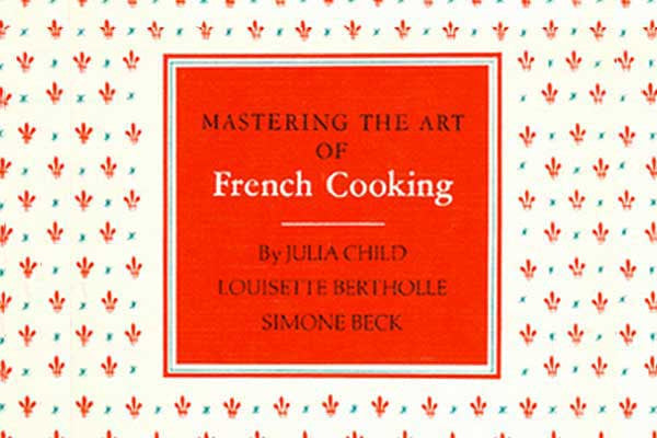 Mastering the Art of French Cooking Book Club Edition