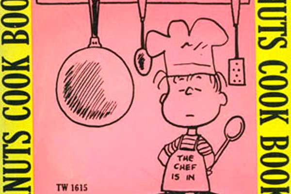 The Peanuts Cookbook
