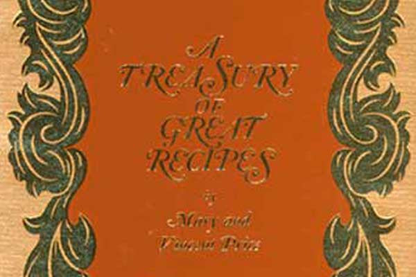 Treasury of Great Recipes Cookbook