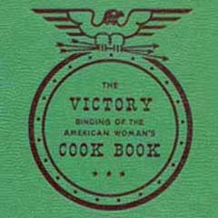 Victory American Woman's Cookbook