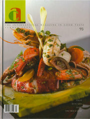 Art Culinaire Magazine Cookbook Review