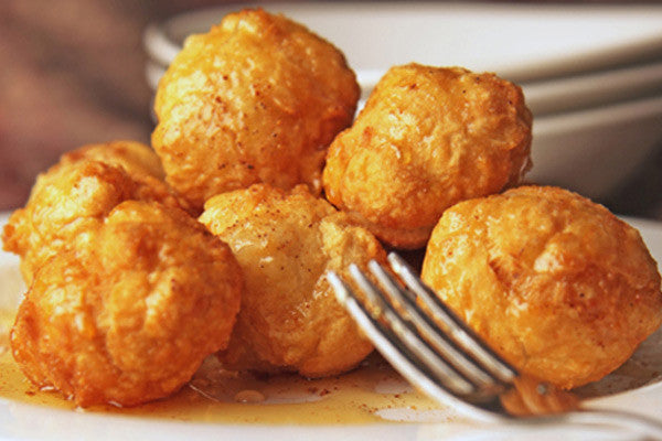 Chanukah Fritters