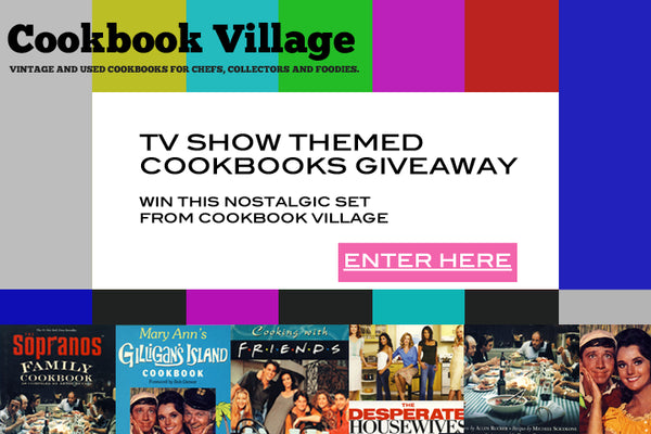 TV Show Giveaway Cookbook Village