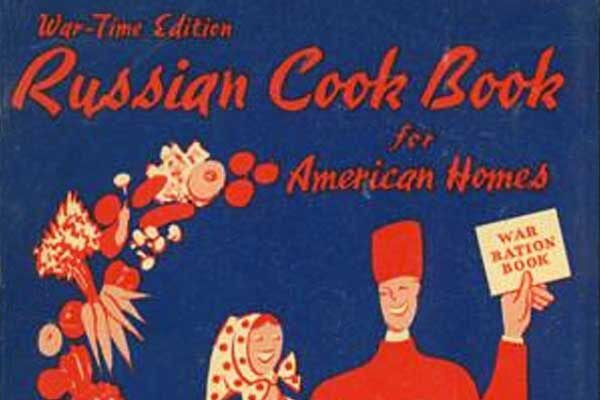 Russian Cook Book