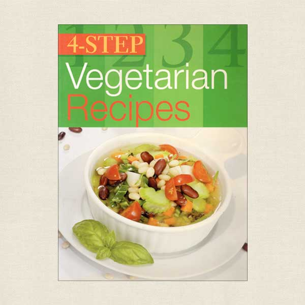 4-Step Vegetarian Recipe
