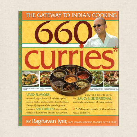 660 Curries - Indian Cooking