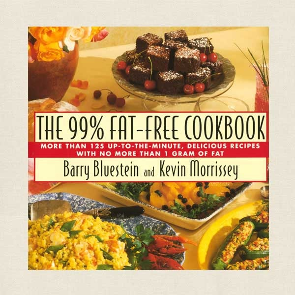 99% Fat-Free Cookbook