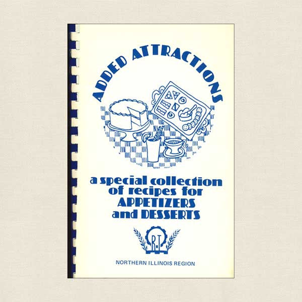Added Atractions Cookbook ORT Illinois