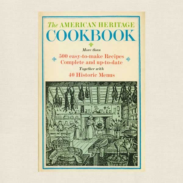 American Heritage Cookbook cover