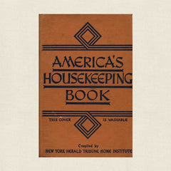 America's Housekeeping Book 1945