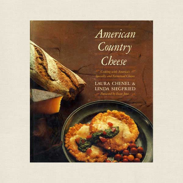 American Country Cheese Cookbook