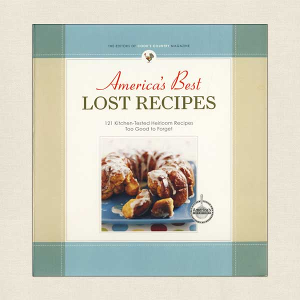 America's Best Lost Recipes