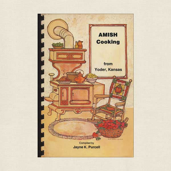 Amish Cooking From Yoder, Kansas