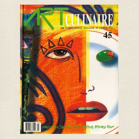 Art Culinaire Magazine No. 45 Cookbook