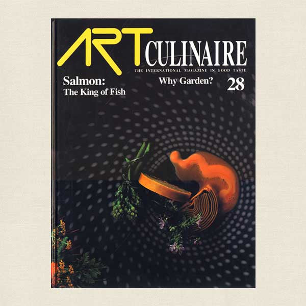 Art Culinaire Magazine No. 28 Cookbook