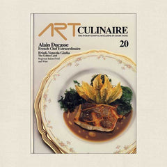 Art Culinaire Magazine No. 20 Cookbook