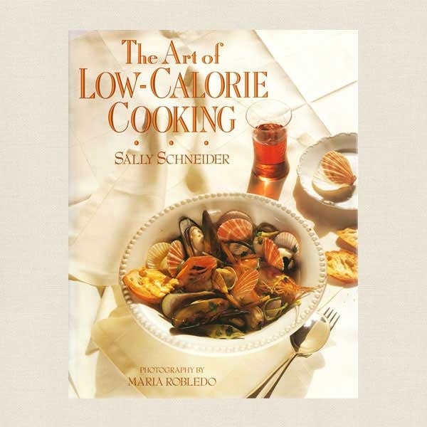 Art of Low Calorie Cooking Cookbook