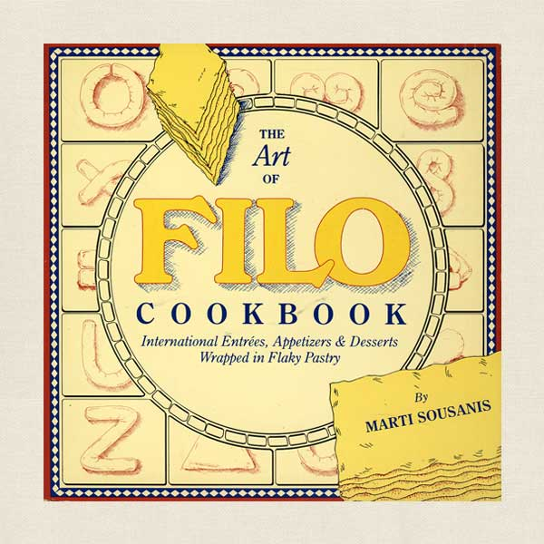 Art of Filo Cookbook