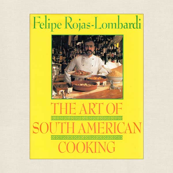 Art of South American Cooking