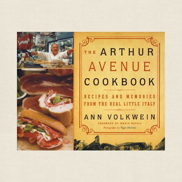 Arthur Avenue Cookbook New York