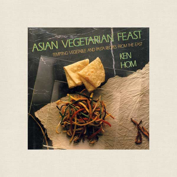 Asian Vegetarian Feast Cookbook