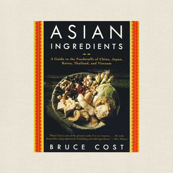 Asian Ingredients Cookbook