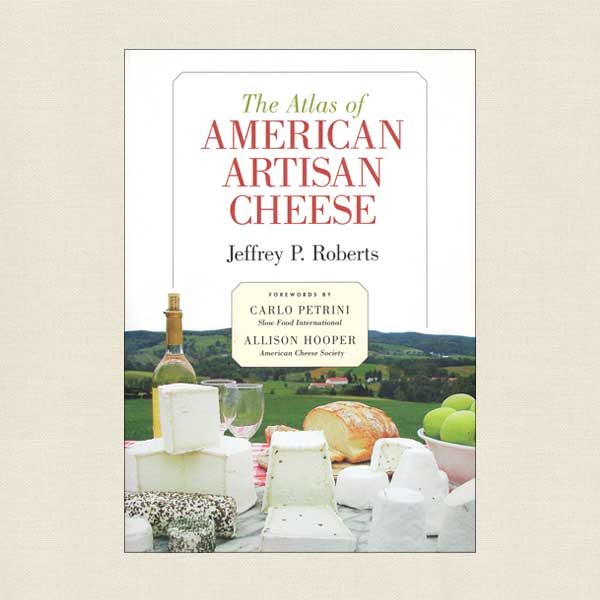 The Atlas of American Artisan Cheese