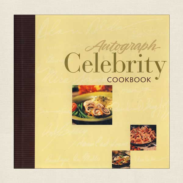 Autograph Celebrity Cookbook