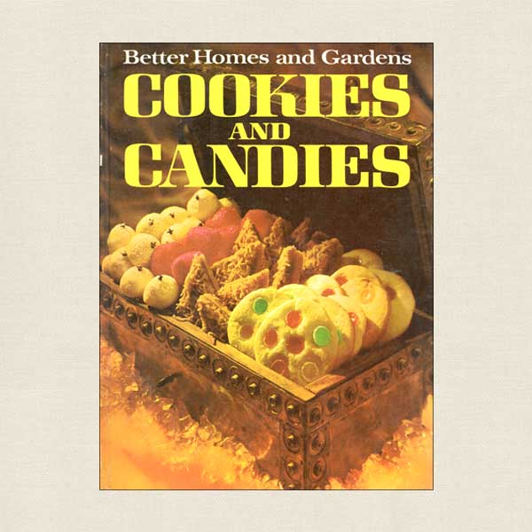 Better Homes and Gardens Cookies and Candies