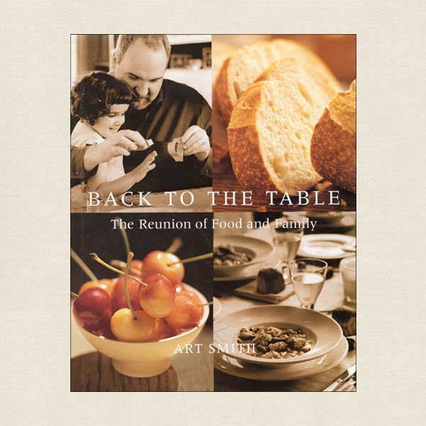 Back To the Table Cookbook