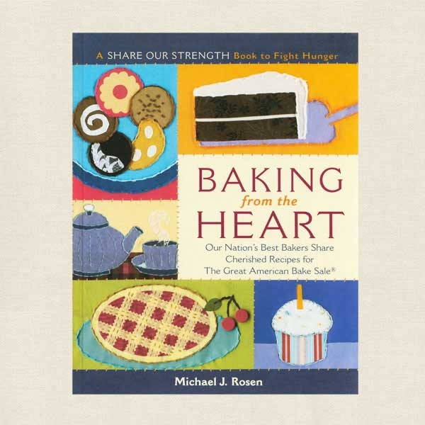 Baking from the Heart Cookbook