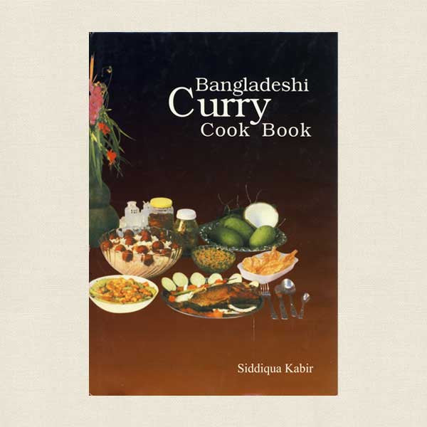 Bangladeshi Curry Cookbook