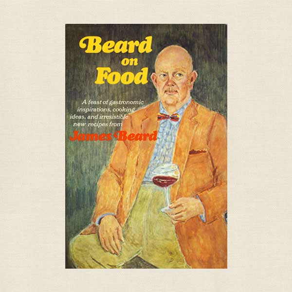 Beard on Food Cookbook - James Beard
