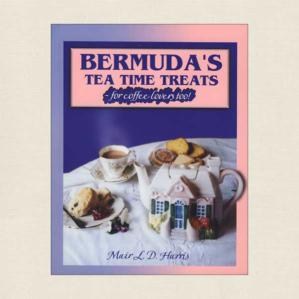 Bermuda's Tea Time Treats: For Coffee Lovers Too