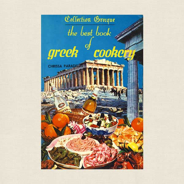 The Best Book of Greek Cookery