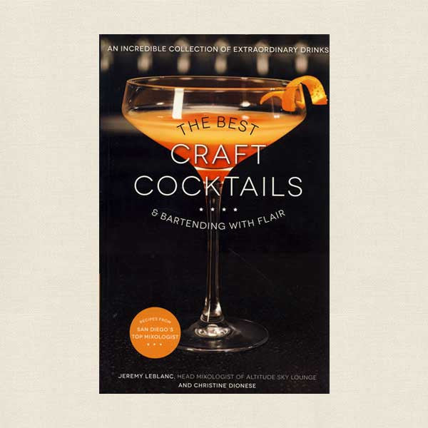 The Best Craft Cocktails and Bartending with Flair
